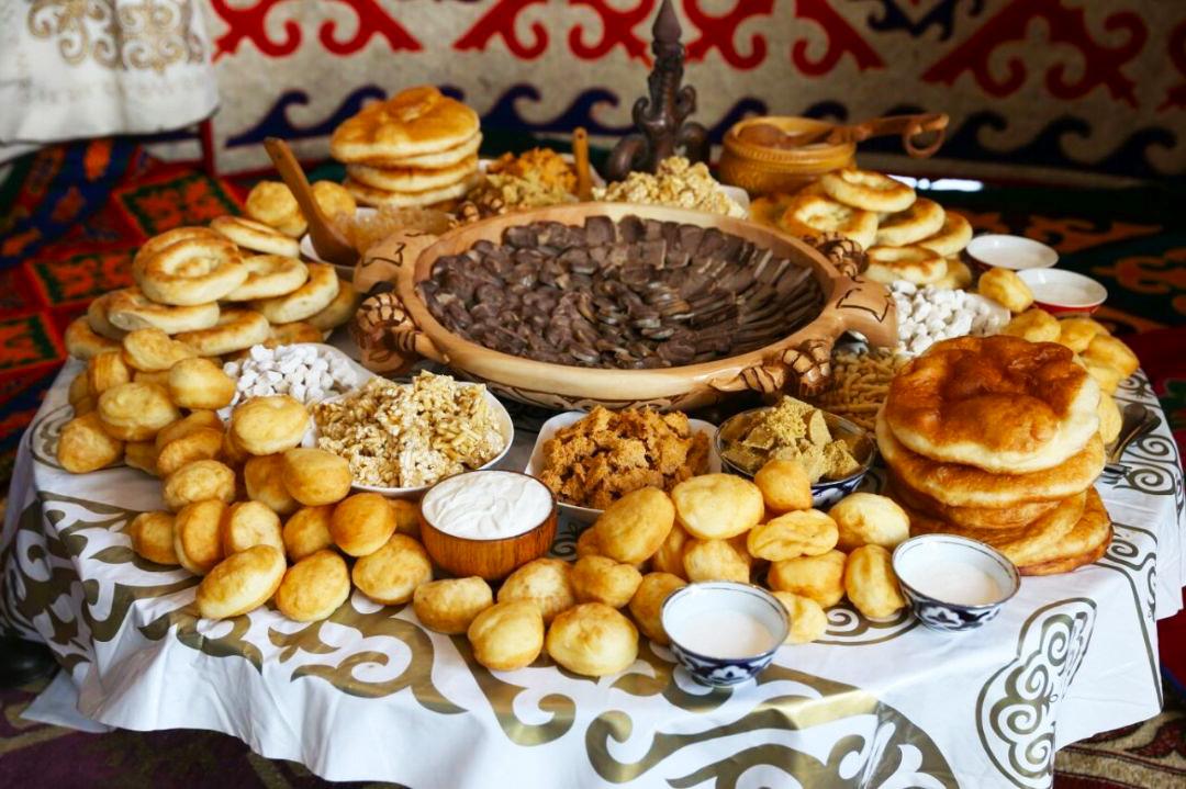 Киргизская кухня рецепты с фото
