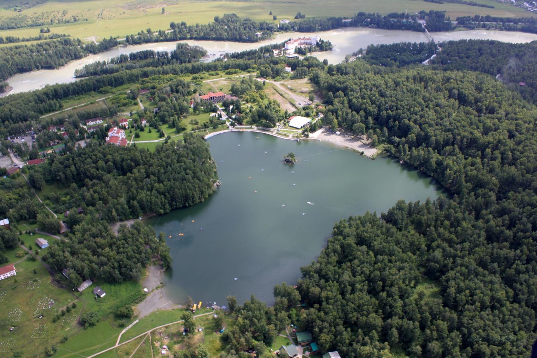 Что посмотреть на озере Ая