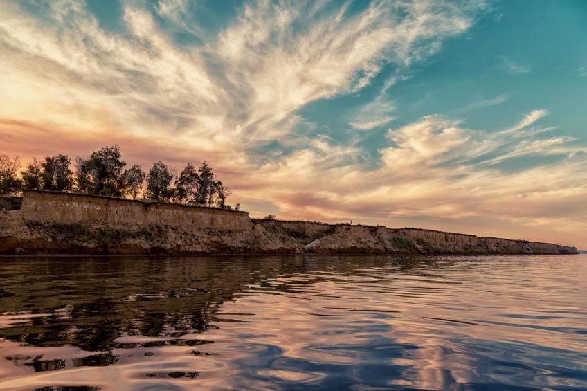 Соленые озера