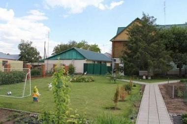 База отдыха Домик в деревне